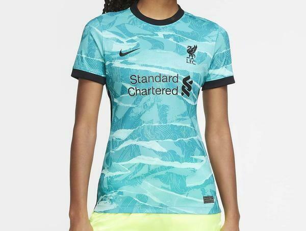 Camisa Liverpool Nike 2020/2021 Feminina
