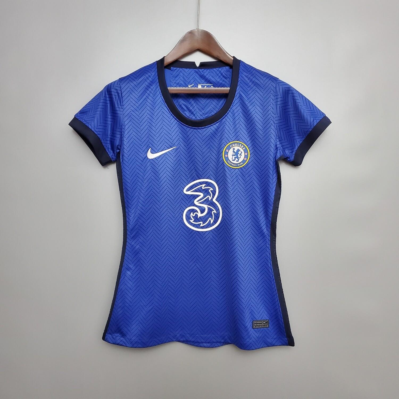 Camisa Chelsea 2020-2021 Home-Feminina