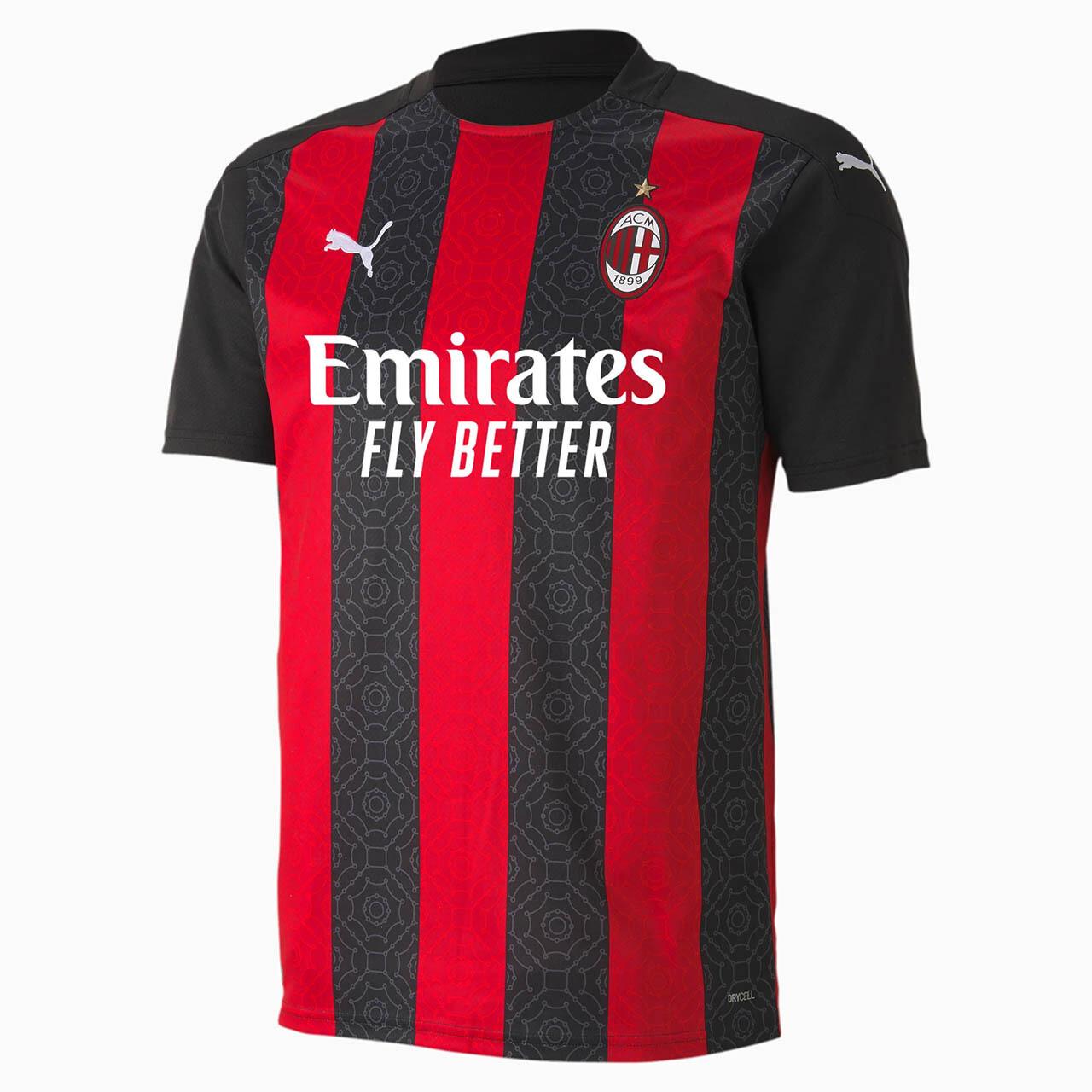 Camisa AC Milan 2020-2021 PUMA