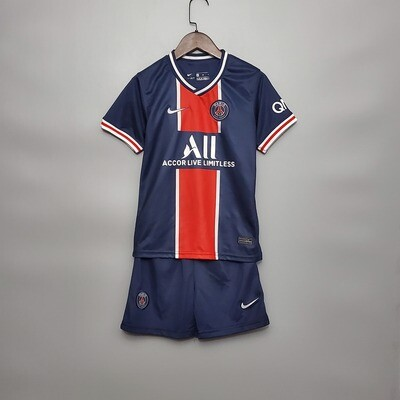 Camisa  PSG Infantil 2020/2021