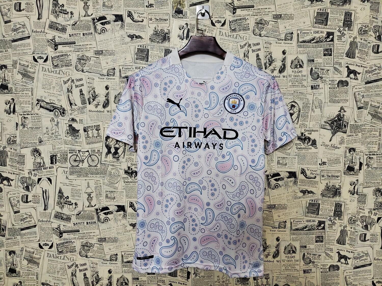 Camisa Manchester City   2020-2021 PUMA
