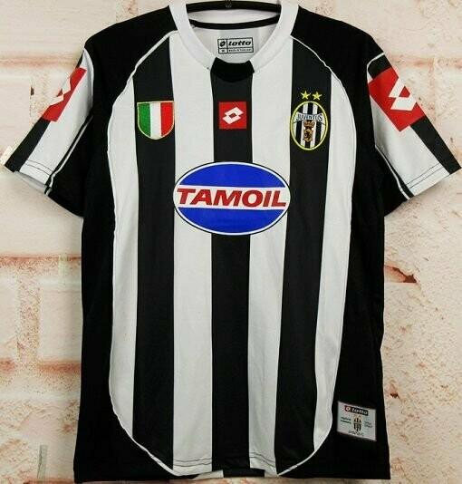 Camisa Juventus 2002-2003 Home-Uniforme 1