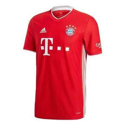 Camisa Bayern de Munique 2020-2021 Adidas