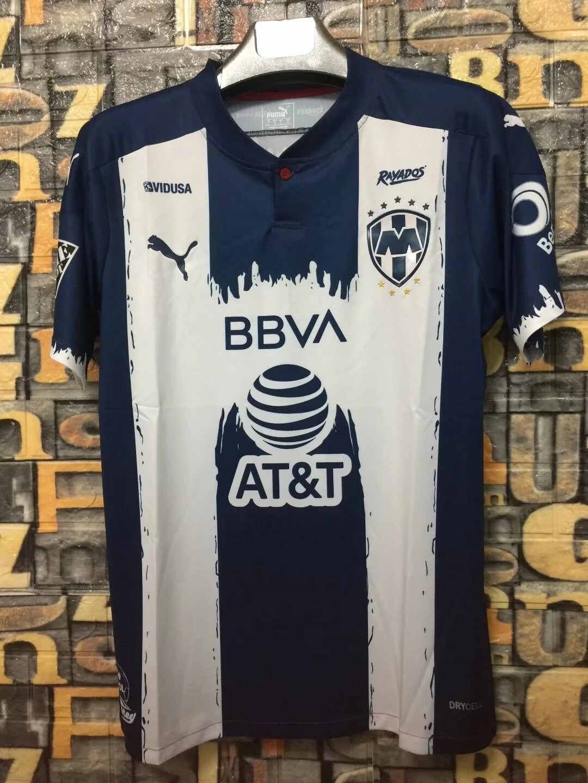 Camisa Rayados de Monterrey Home 2020-2021 PUMA