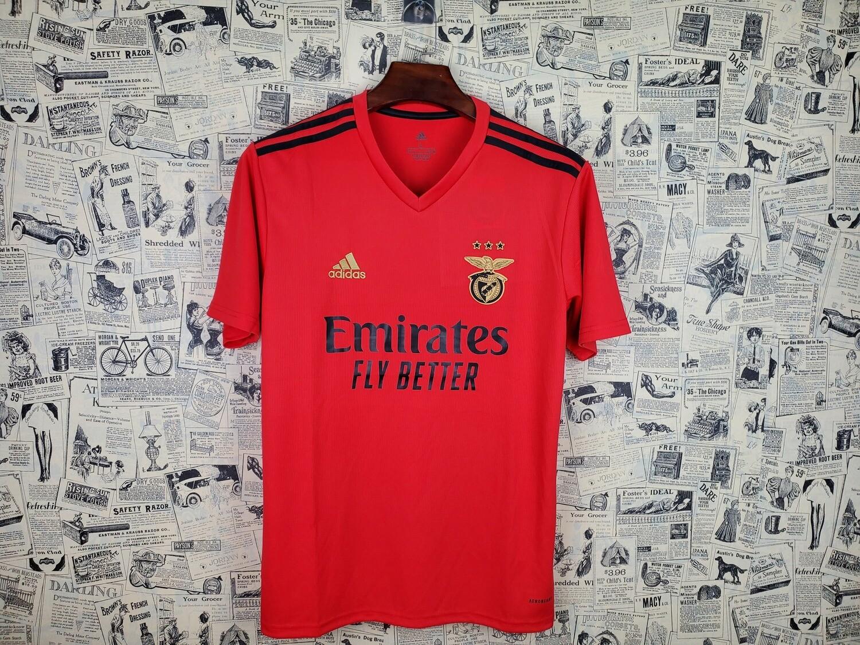 Camisa Benfica Uniforme 1- 2020-2021 Adidas