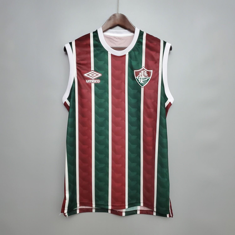 Camisa Regata  Fluminense I 2020 Umbro - Masculina
