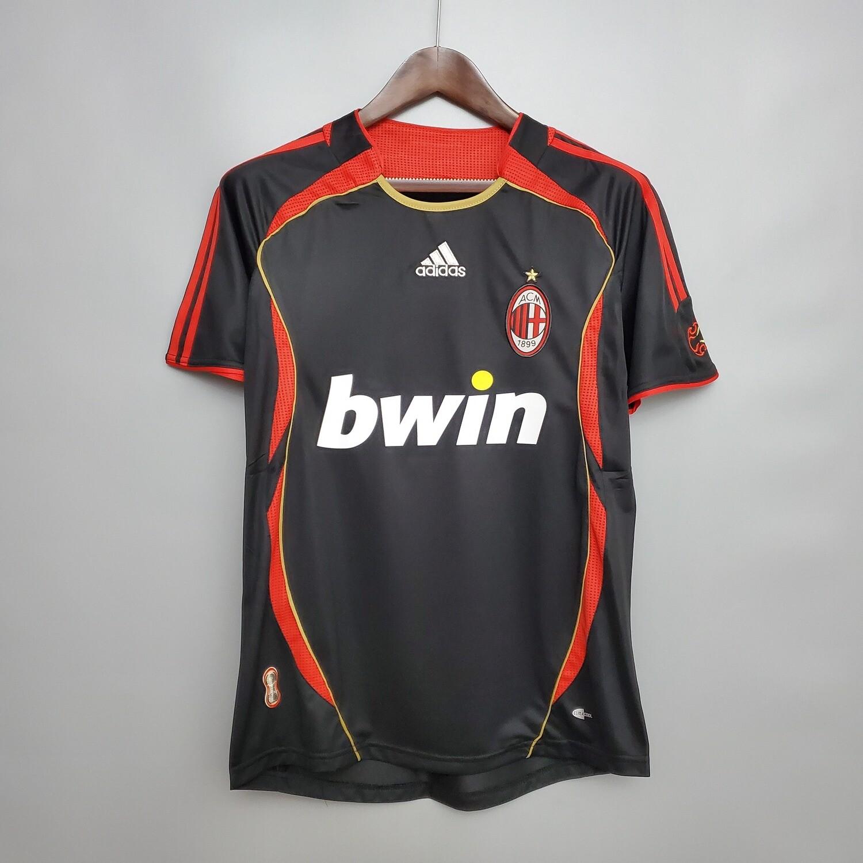Camisa Milan 2006 Retrô
