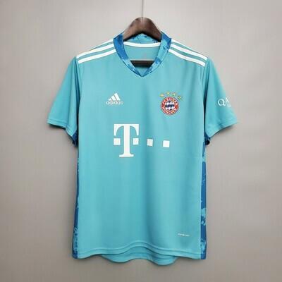 Camisa Goleiro Bayern de Munique Home 2020/2021