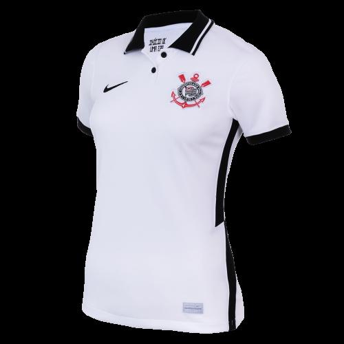 Camisa Nike Corinthians I 2020/21 Torcedora Pro Feminina