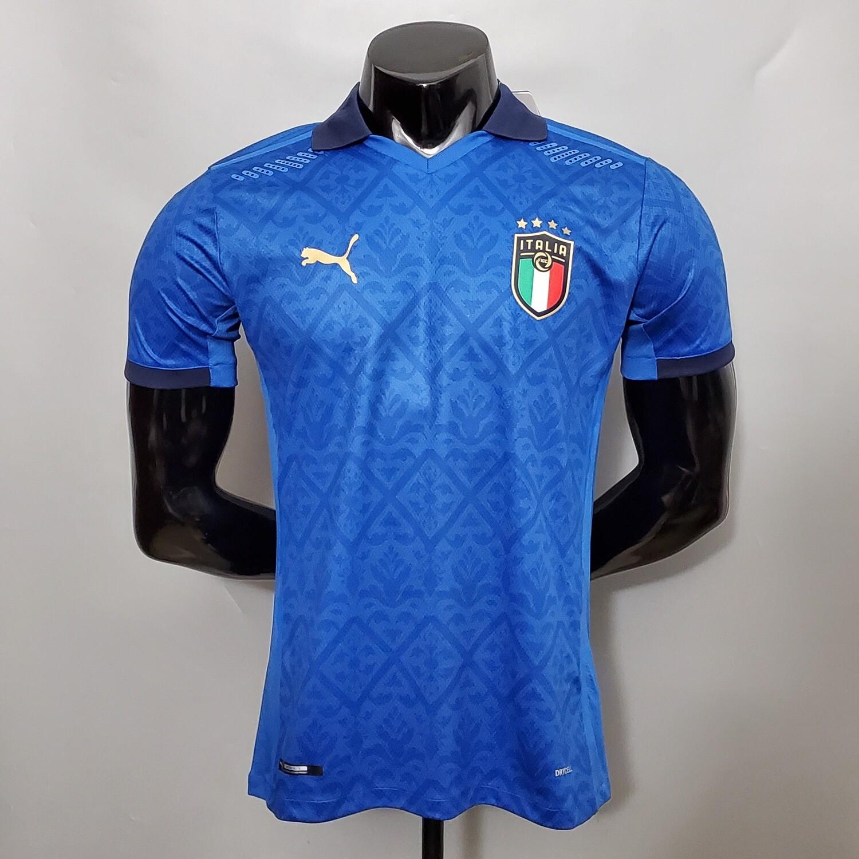Camisa Puma Itália Home 2020-Jogador