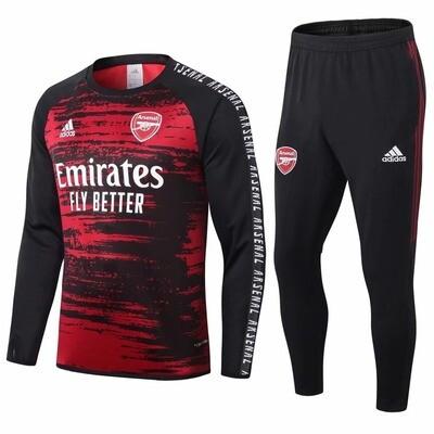 Conjunto de Treino Arsenal 20/21 Adidas Masculino