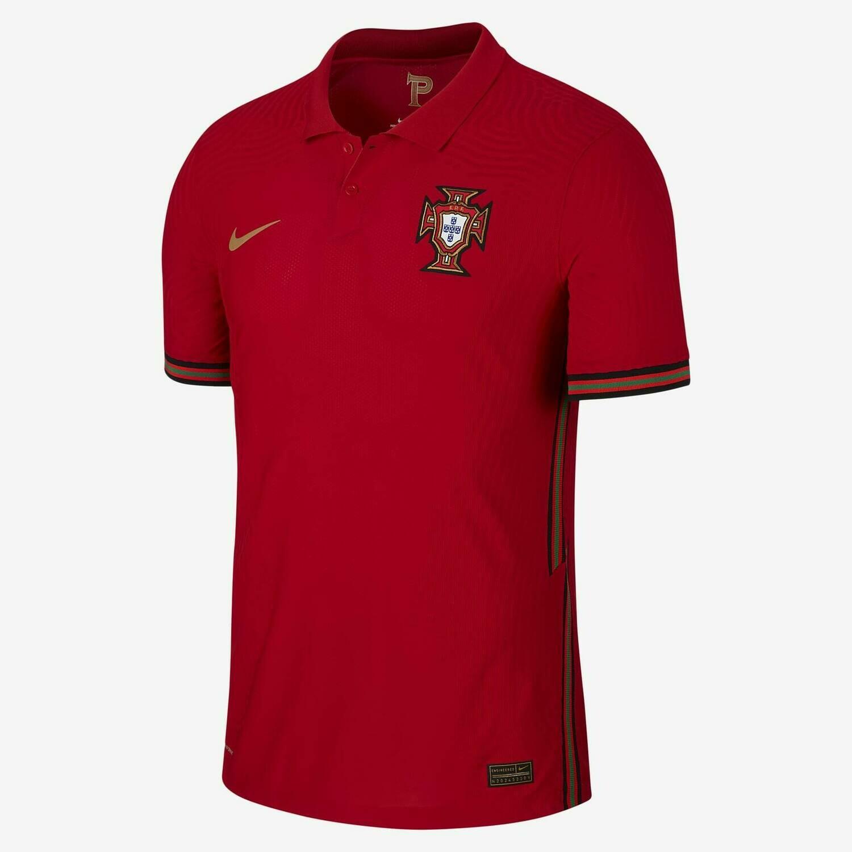 Camisa Portugal  Home 2020 Nike Masculina Torcedor