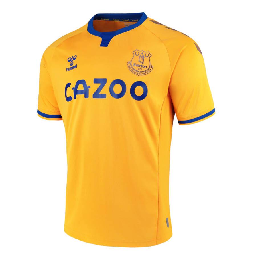 Camisa Everton FC Away 2020-2021 Hummel