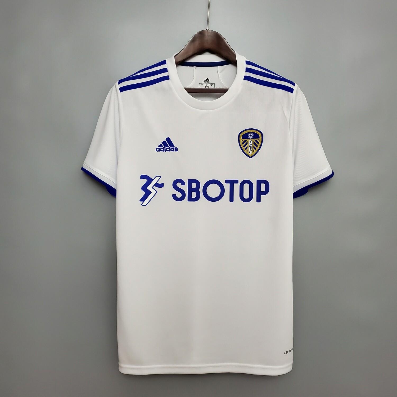 Camisa Leeds United Home  2020-2021 Adidas