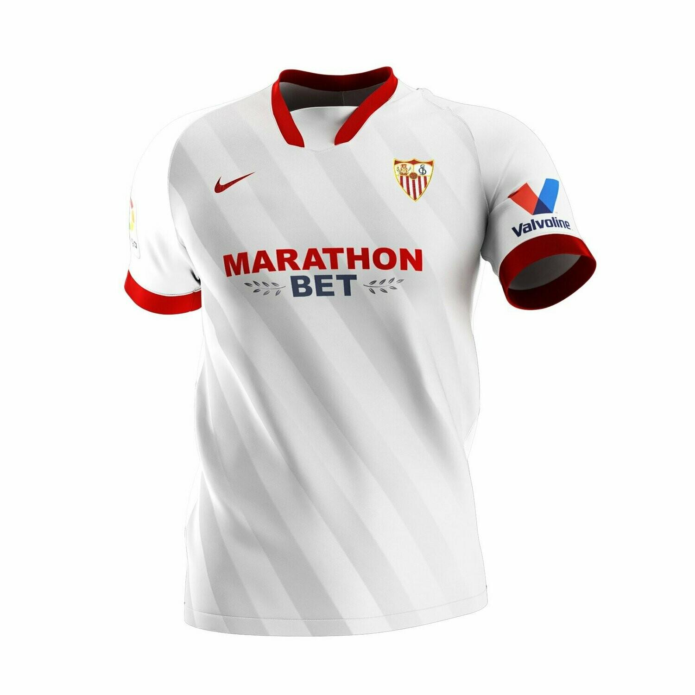 Camisa  Sevilla FC Home 2020-2021 Nike