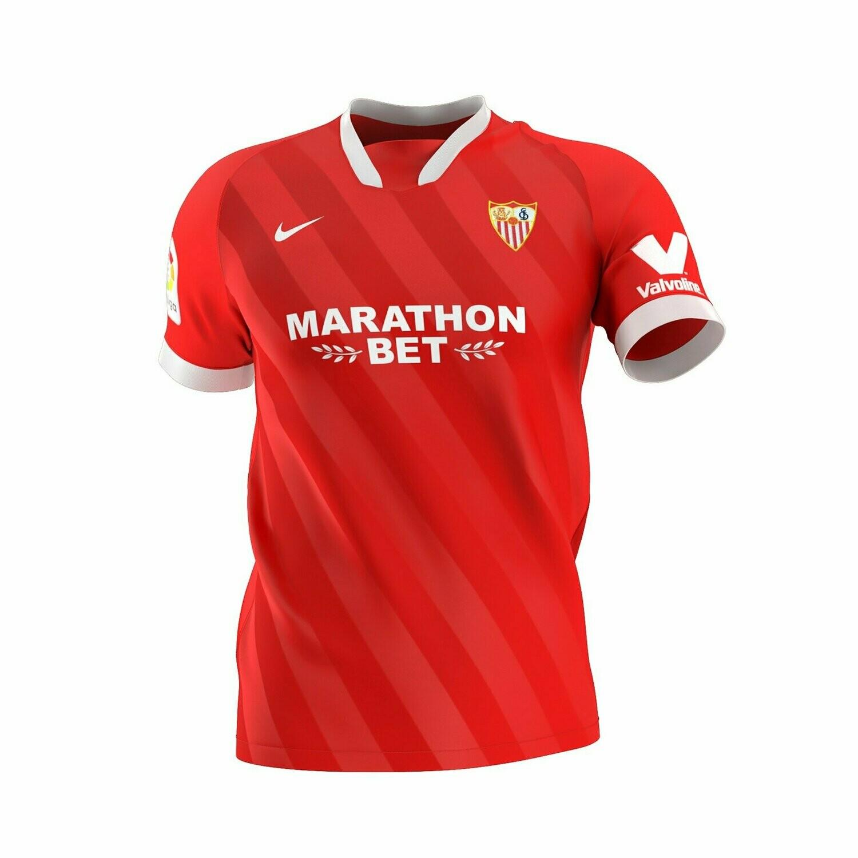 Camisa  Sevilla FC Away 2020-2021 Nike