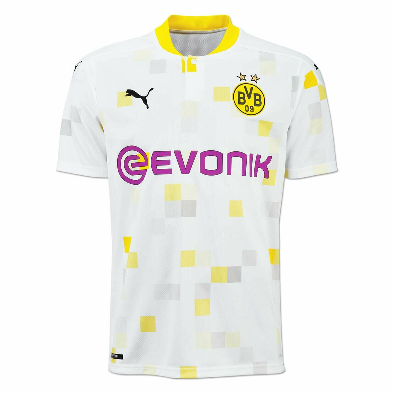 Camisa Borussia Dortmund Third  2020-2021 PUMA