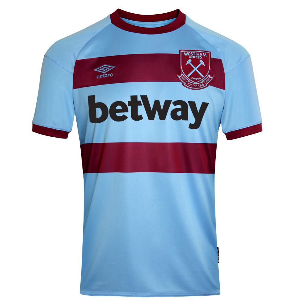 Camisa West Ham Away  2020/2021