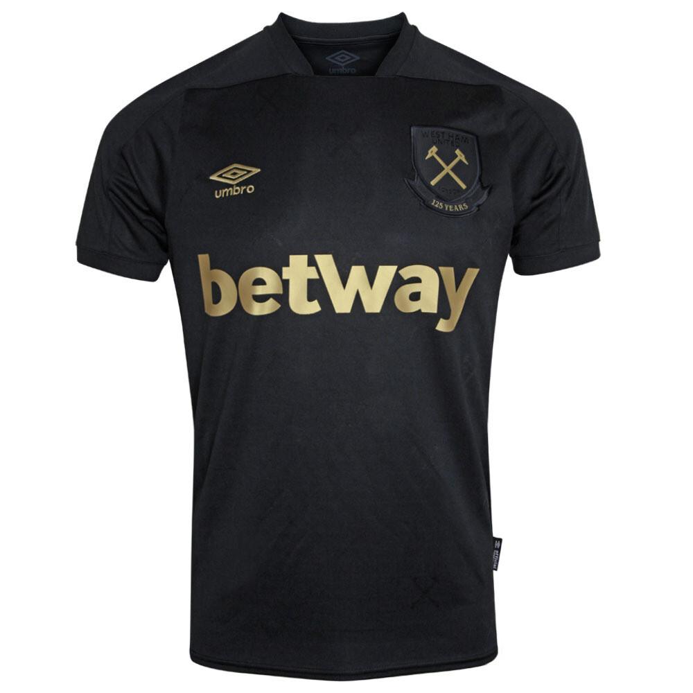 Camisa West Ham Third 2020/2021