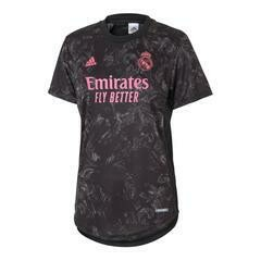 Camisa Real Madrid Feminina 2020/2021 Uniforme 3