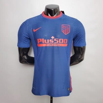 Camisa reserva  Atlético de Madrid 2020-2021 Nike Jogador