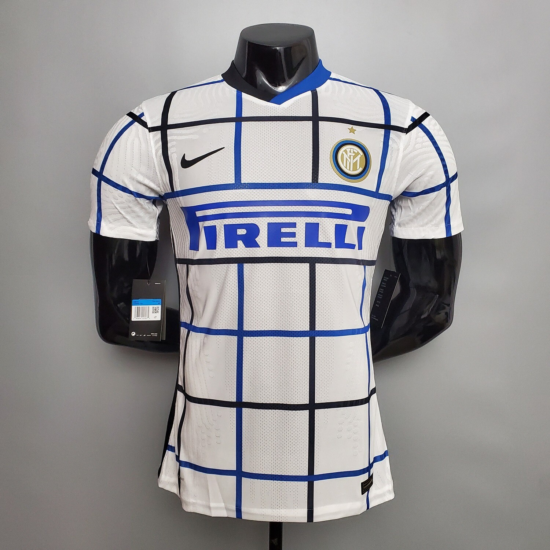 Camisa reserva da Inter de Milão 2020-2021 Nike Jogador