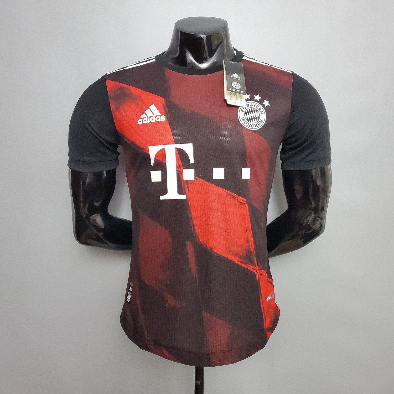 Camisa Bayern de Munique Third  2020-2021 Adidas Jogador