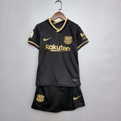 Camisa Infantil Barcelona away 2020/2021