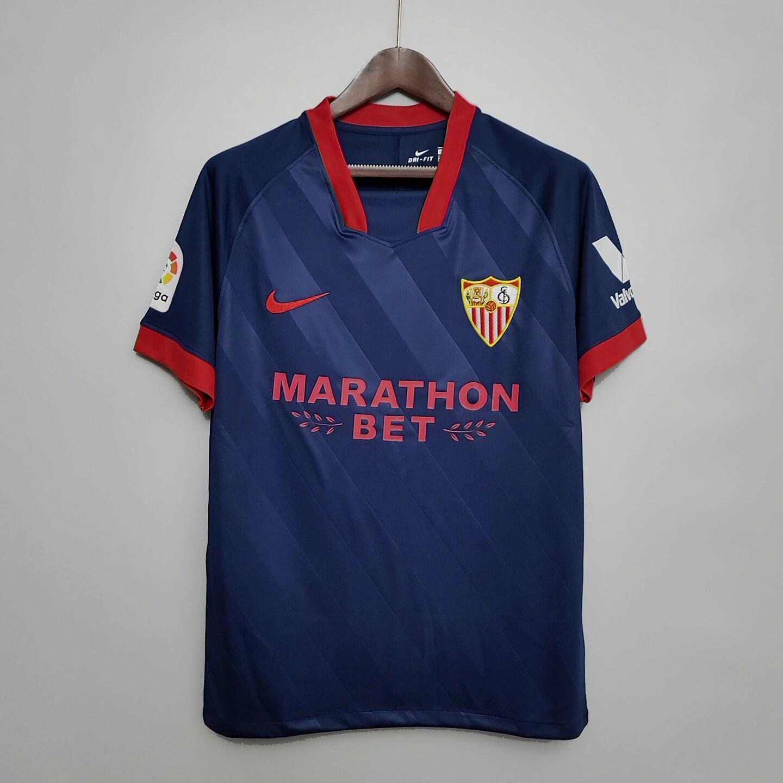 Camisa  Sevilla FC  2020-2021 Nike