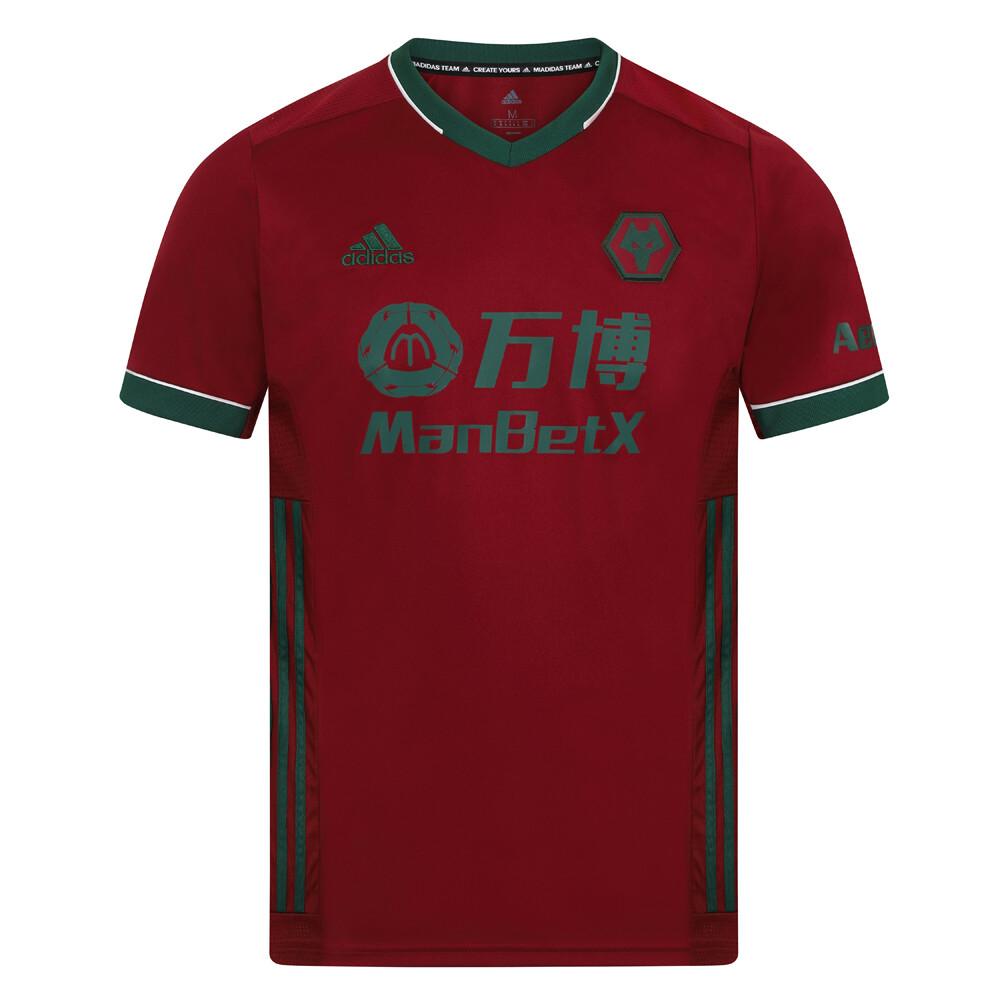 Camisa Wolverhampton Third  2020-2021  Adidas