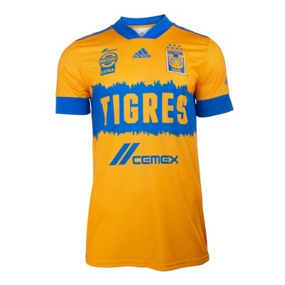 Camisa Tigres UANL Home 2020-2021 Adidas
