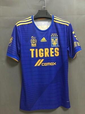 Camisa Tigres UANL Away 2020-2021 Adidas