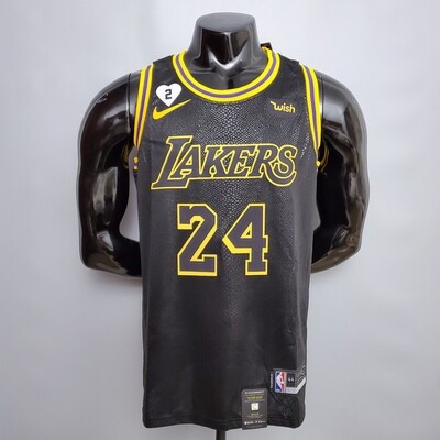 Regata Kobe Bryant #24 Lakers Comemorativo Edition