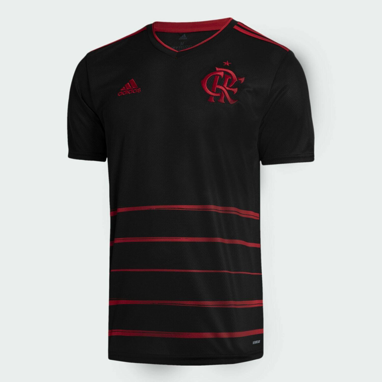 Camisa Flamengo Jogo 3 Adidas 2020