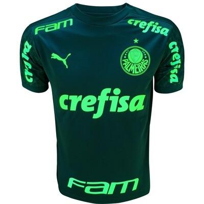 Camisa Palmeiras Puma Jogo 3 III 20/21   Masculina Patrocínios