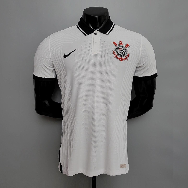 Camisa Corinthians I I2021/2020 Jogador Nike Masculina