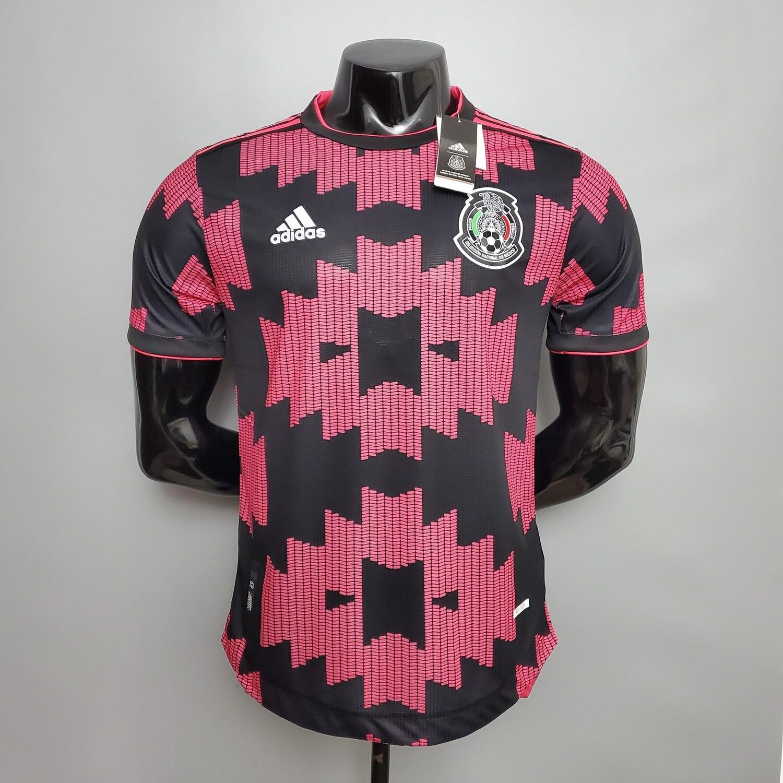Camisa México Home 2020-2021 Adidas Jogador