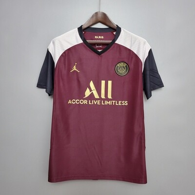 Camisa  PSG Third  2020-2021 Jordan