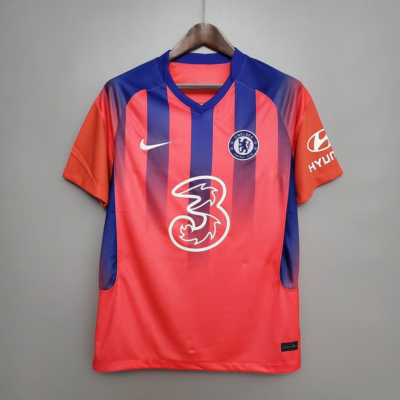 Camisa Chelsea third   2020-2021 Nike