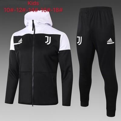 Kit Agasalho Infantil Juventus