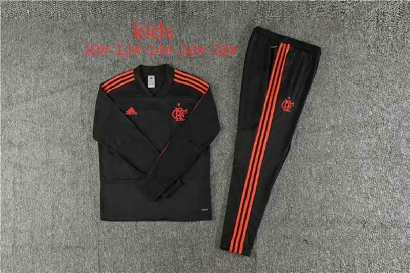 Kit Agasalho Infantil  Flamengo