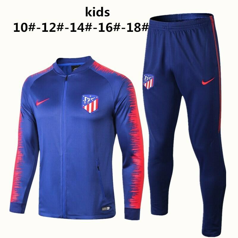 Kit Agasalho Infantil Atlético de Madrid 2020
