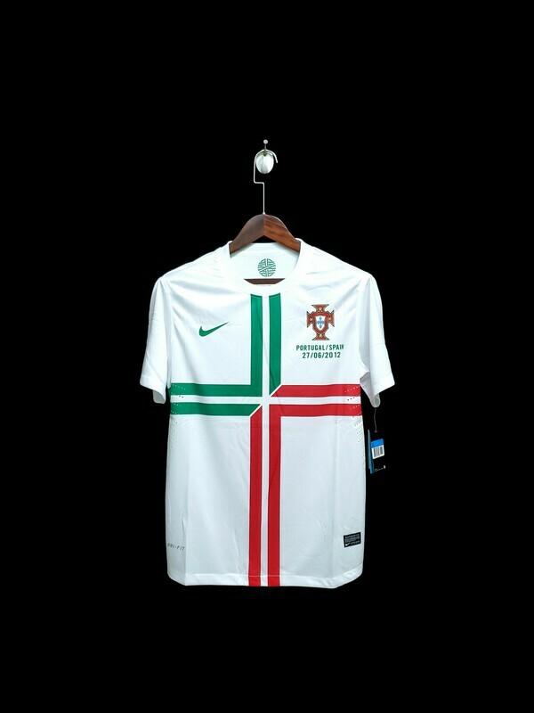 Camisa  Portugal 2012 away  Retrô