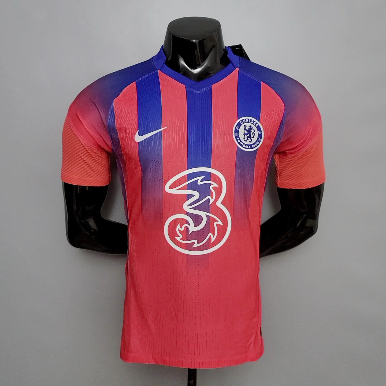 Camisa Chelsea Uniforme 3 FC 2020-2021 Nike Jogador