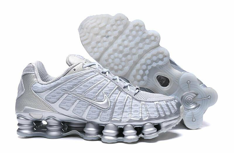 Tênis Nike shox TL Molas Branco