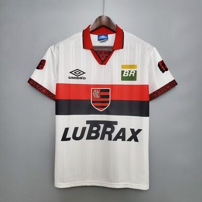 Camisa Flamengo 100 Anos Umbro uniforme 2