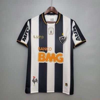 Camisa Atlético Mineiro I Home 2013 Lupo Patch Campeão Libertadores