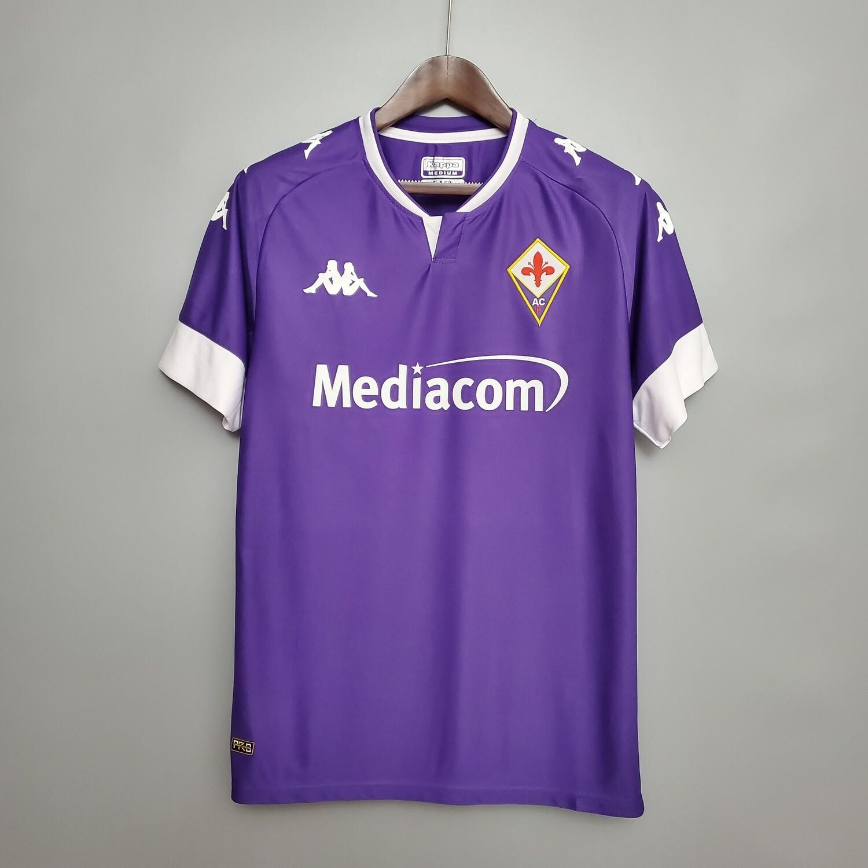 Camisa Fiorentina Home 2020-2021 Kappa