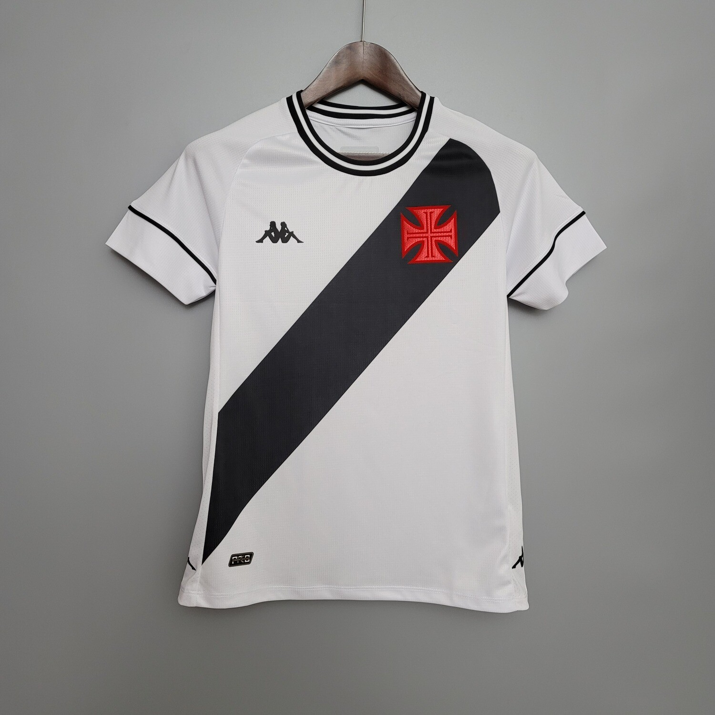 Camisa Kappa Vasco II 2020 Feminina