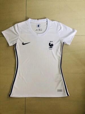 Camisa seleção da França  Feminina Away  Nike  2020/2021